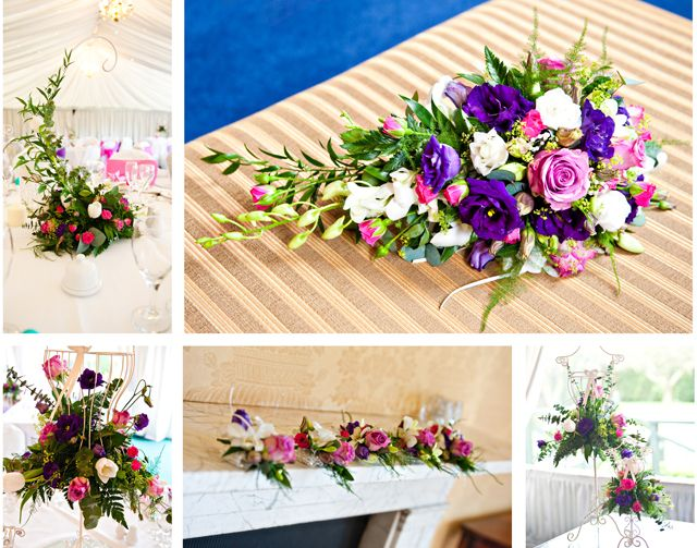 Wedding Flowers – Choosing the Right Colour Scheme For Every Season