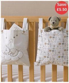 cot tidy, nappy stacker & storage baskets from the Mothercare cot tidy, nappy stacker & storage baskets range - Online Baby, Nursery & Maternity Shop