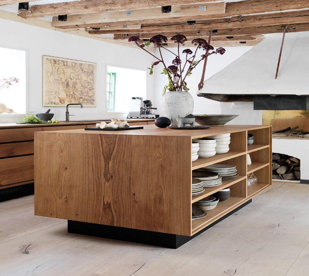 Architecture, Interiors: Kitchen In