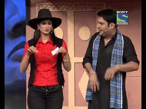 Kapil sharma as villager comedy circus lets lugh with kapil kapil sharma as villager comedy circus publicscrutiny Gallery