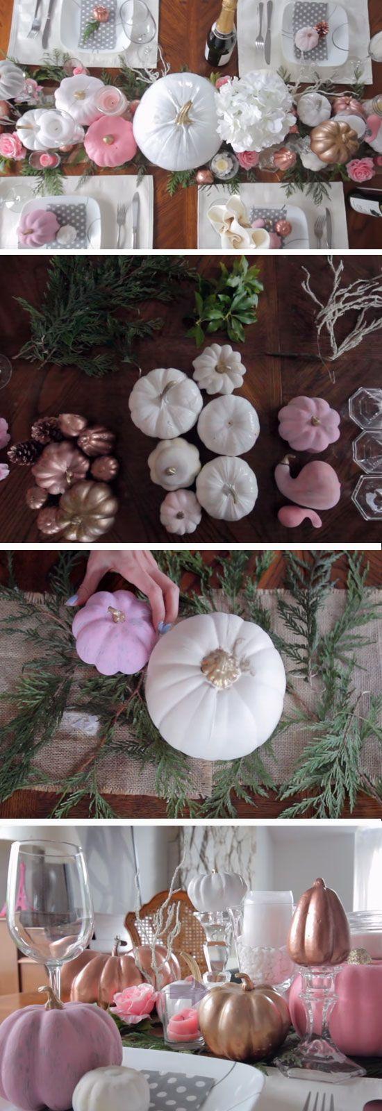Diy halloween wedding decorations  Enchanted Forest  Easy DIY Fall Wedding Decorations on a Budget