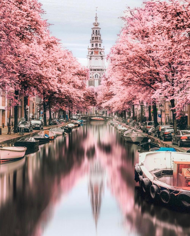 Amsterdam #travel