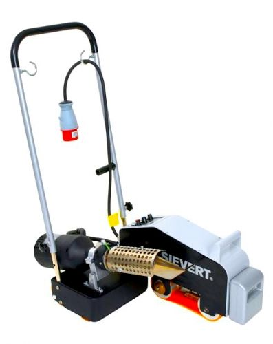 sievert® • sievert tw-5000  air automatic welder • panther east ...