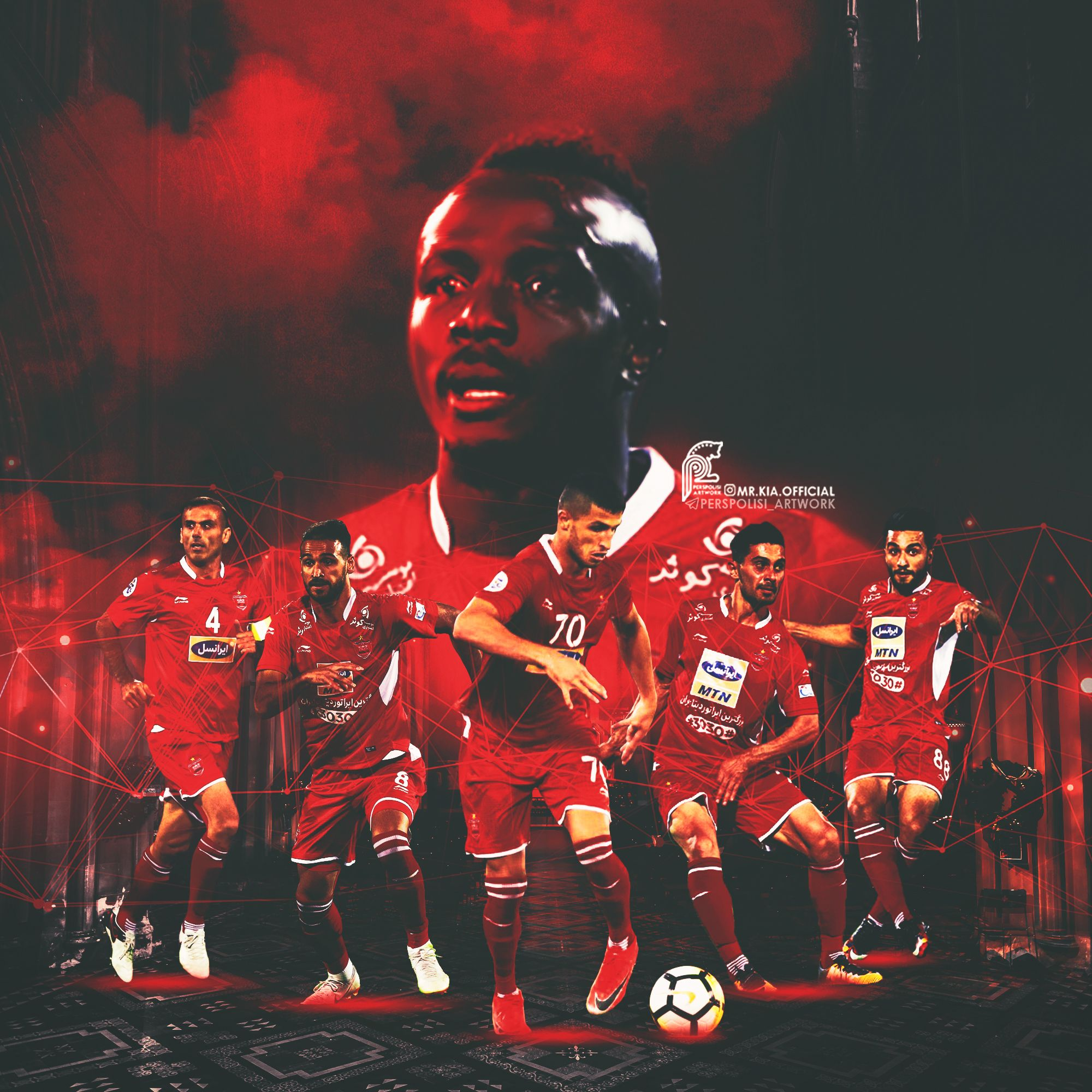 Persepolis Perspolis Iran Football Footydesign Design Footballedit Footyedit Photoshop Perspolisi Artwork پرسپولیس طراح Footy Soccer Kits Football