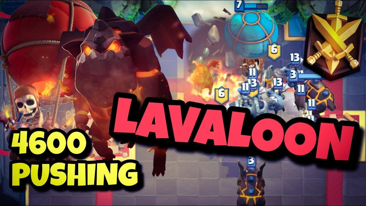 best lavaloon deck in