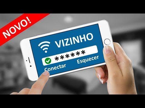 Como Descobrir A Senha Do Wifi Youtube Descobrir Senha Senha