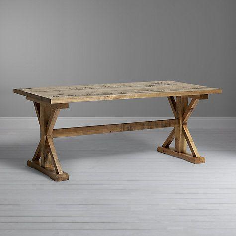 John Lewis Bolton 6 Seater Dining Table Online At Johnlewis