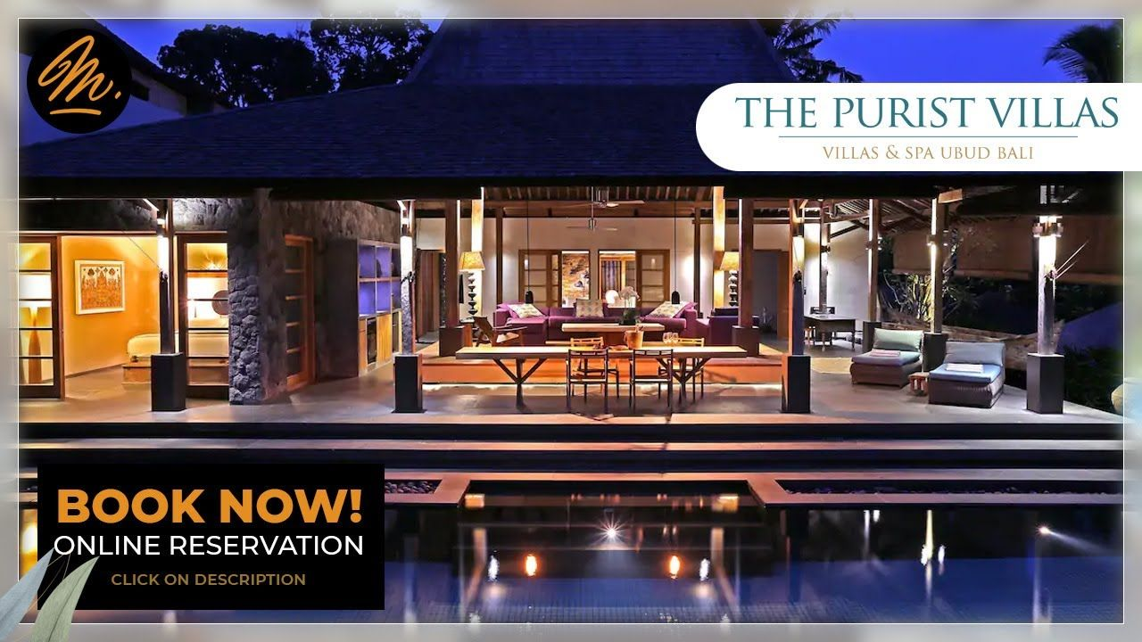 The Purist Villas Spa Ubud Bali Book Now Online Reservation Di 2020