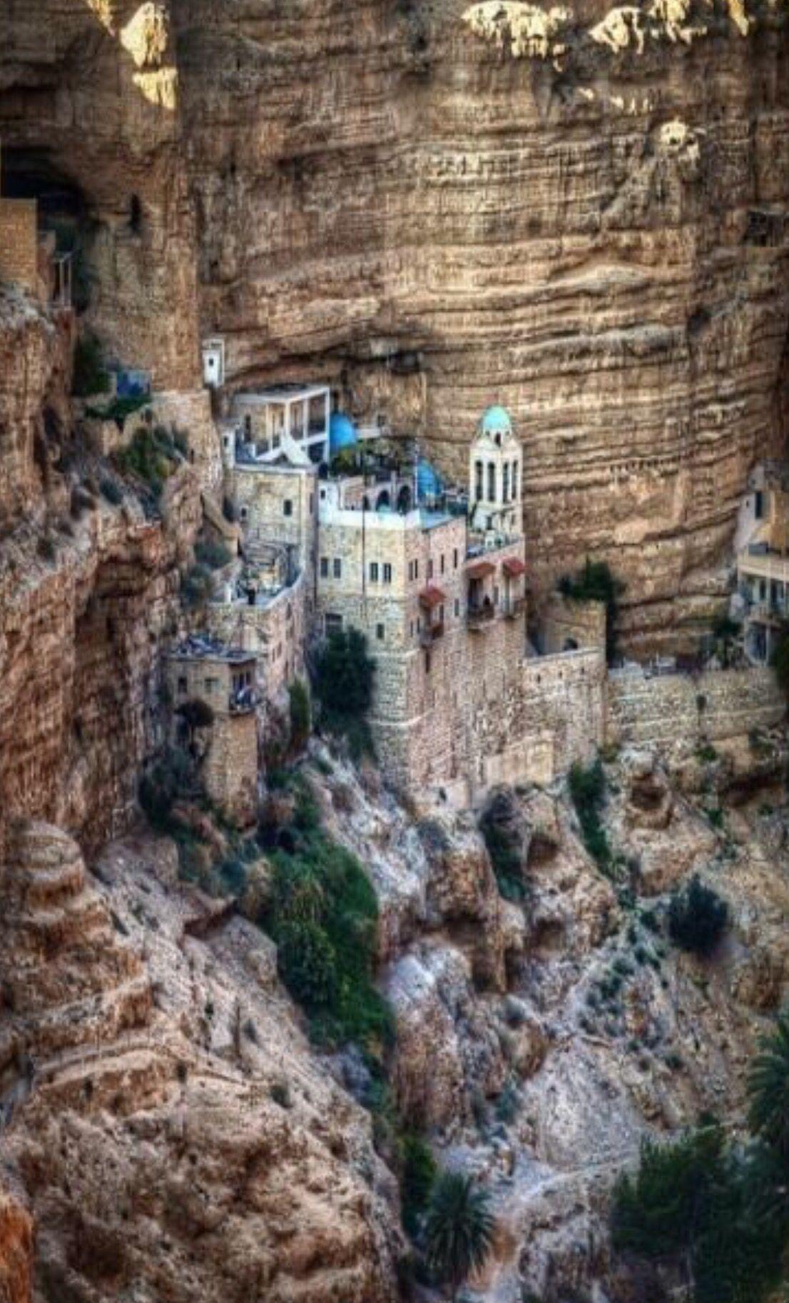 Israel monestary