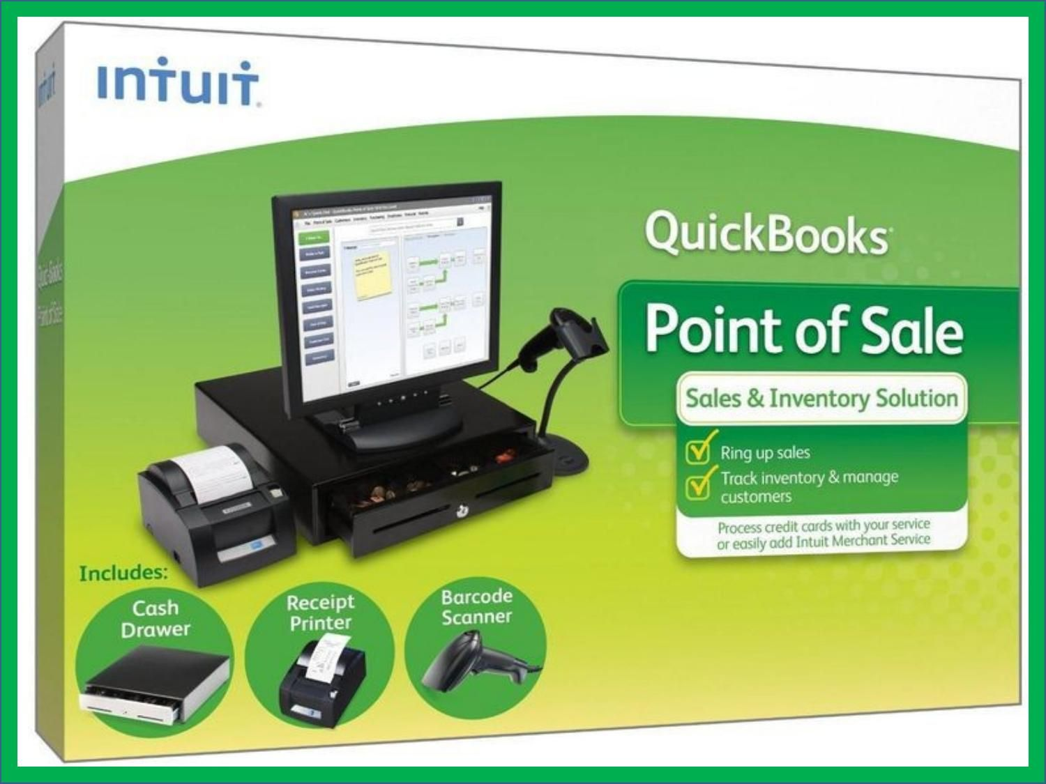 QuickBooks Point of Sale | Point of Sale | Point of sale