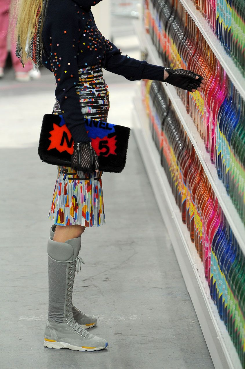shopping for chanel!