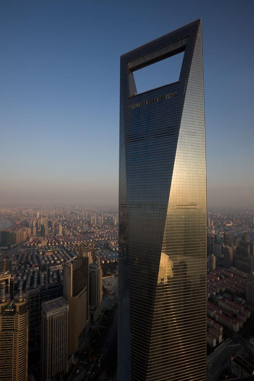 Skyscrapers Shanghai World Financial Center 487 M I Like Shanghai World Financial Center Skyscraper Building