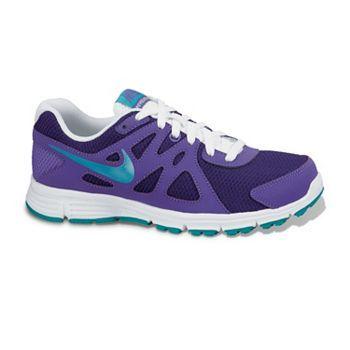 Nike Revolution 2 Running Shoes - Grade School Girls