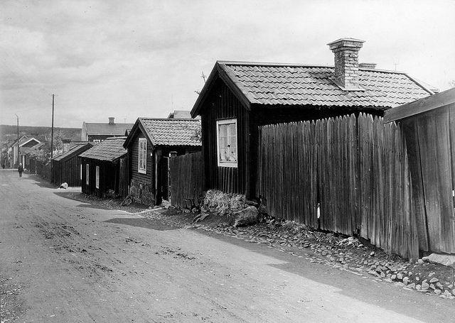 Falun, Dalarna, Sweden by Swedish National Heritage Board, via Flickr