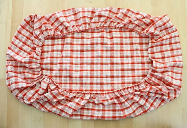 Dana S Crib Tot Sheet Tutorial Just Made One Today Using A