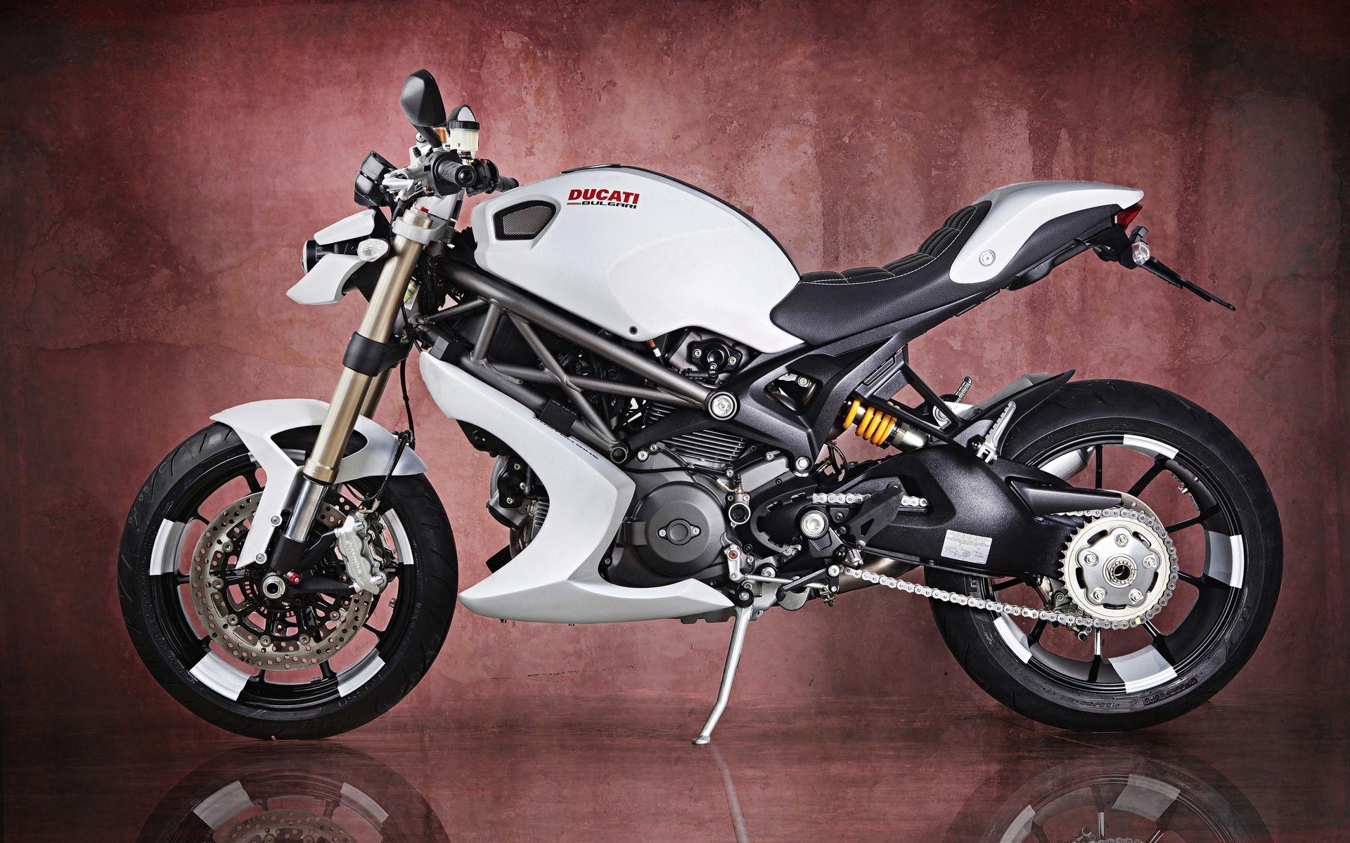 Ducati monster 1100 EVO HD wallpaper