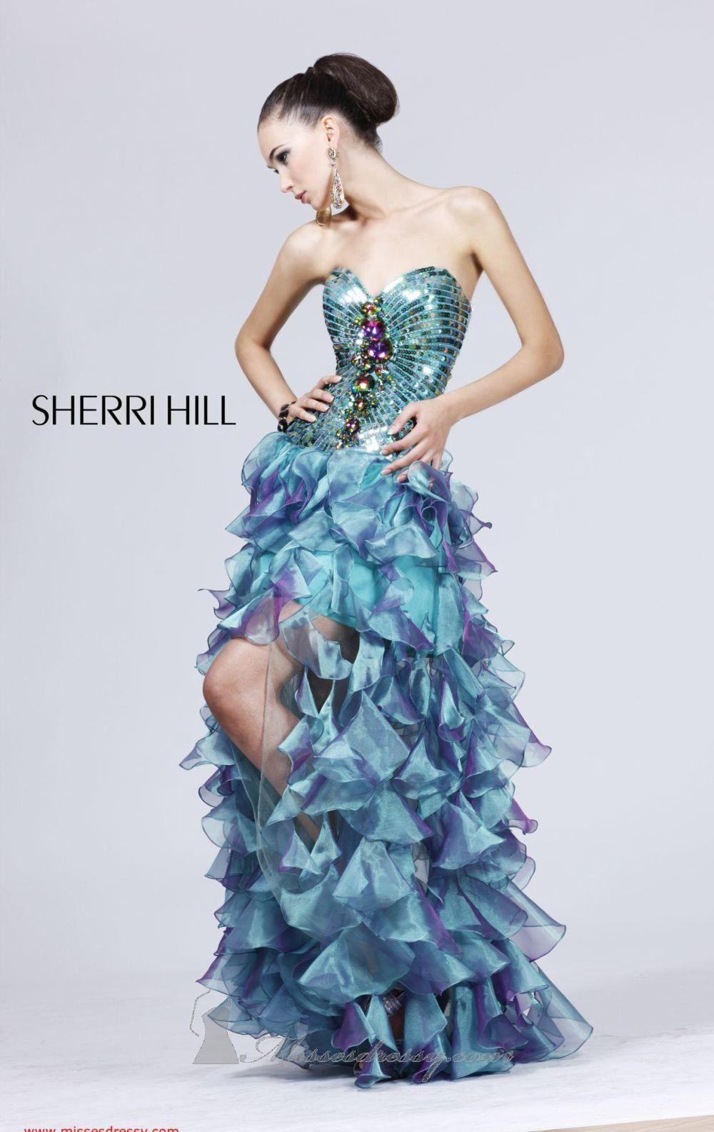 Sherri Hill 2920 Dress - MissesDressy.com