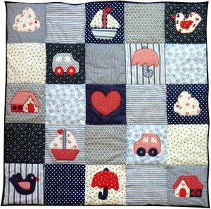 babydecke von renate s patchwork pinterest babydecken n hen und krabbeldecke. Black Bedroom Furniture Sets. Home Design Ideas