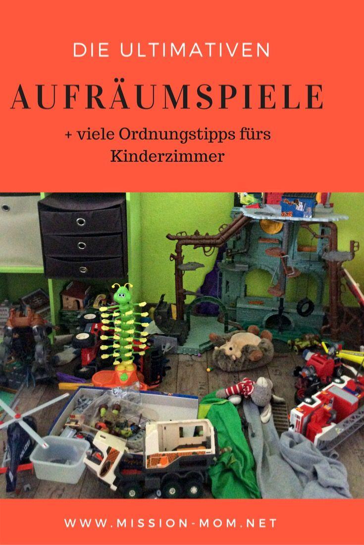 Schön Aufräumtipps Ideen Von Ordnungstipps Fürs Kinderzimmer Und Passende Aufräumspiele. Chaos