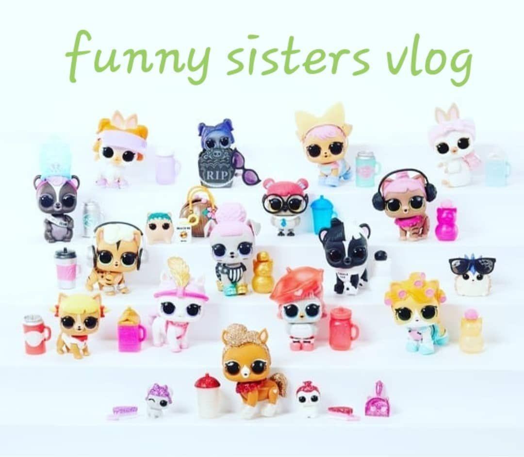 Pin By Aranza Baez On Lol Pet Ball Lol Dolls Toys Gift