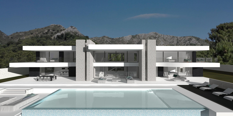 Modern Turnkey Villas in Spain, France, Portugal | Entrance Cape ...