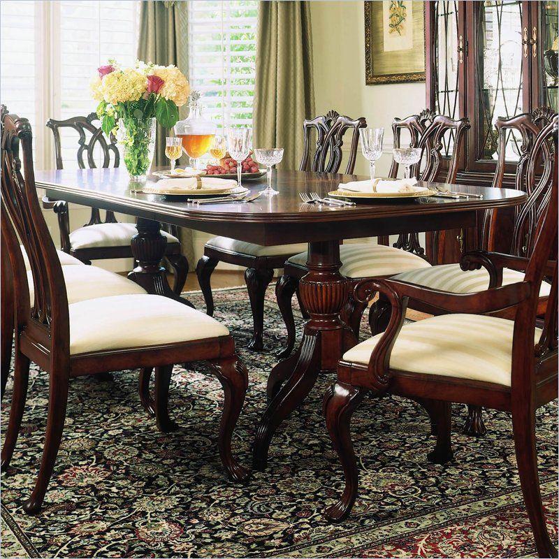 Formal Dining Room Decor, American Drew Dining Room Furniture