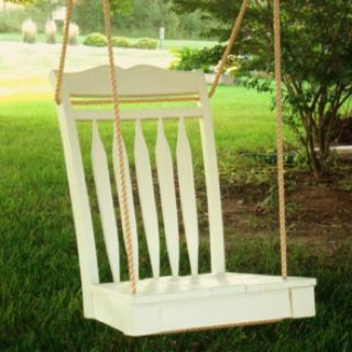 Clever idea for reusing an old chair