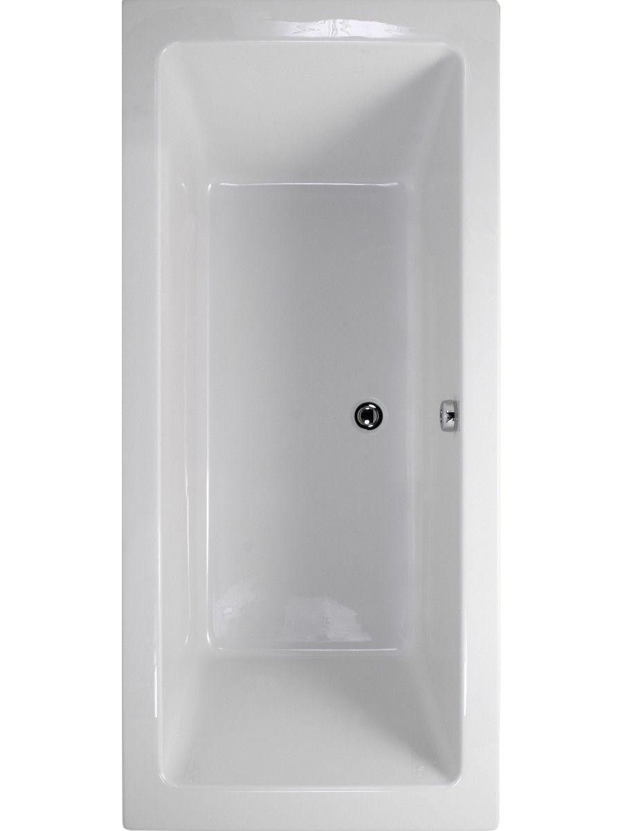 Duo 2000x900 Double Ended Bath - Extra Deep   Bathroom Ideas ...