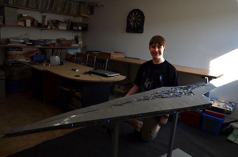 Star Lego Executor Wars Epic Destroyer Super c3qL4Aj5R