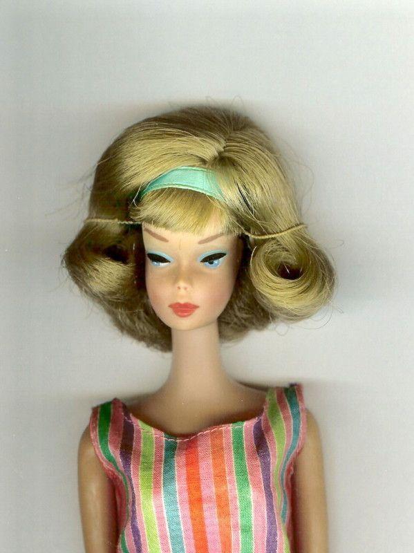 vintage Barbie is beautiful