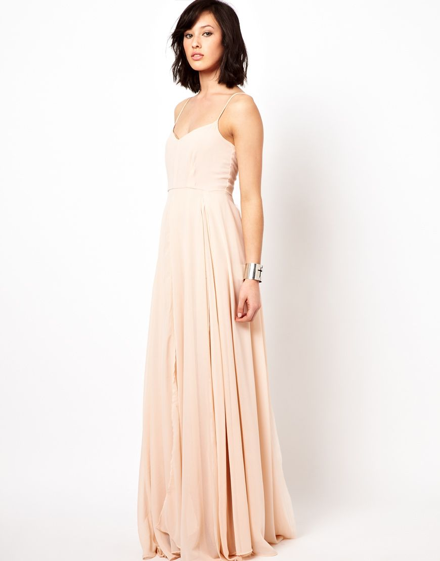 Bridesmaid Maxi Dresses