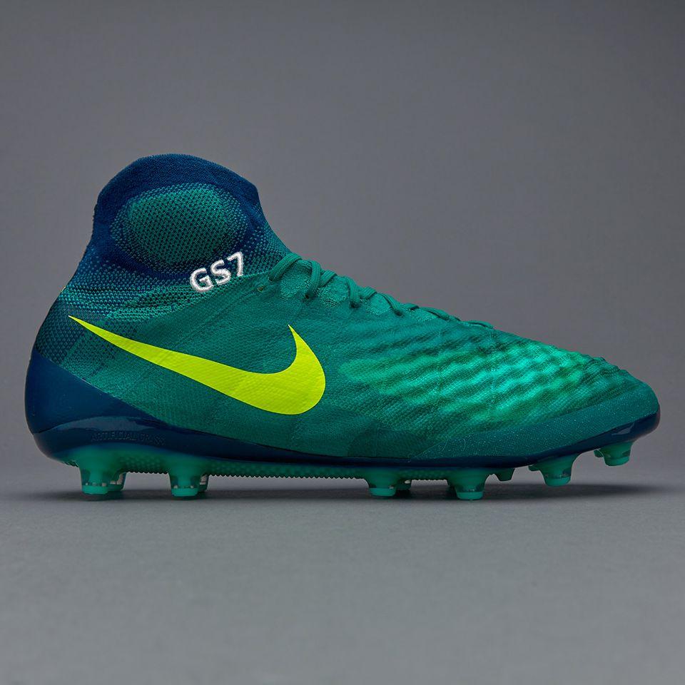 e3346bd37d2 Nike Magista Obra II AG-Pro - Rio Teal Volt Obsidian Clear Jade ...