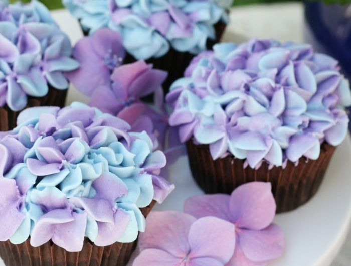 1001 Idees Creatives Pour Un Glacage Cupcake Cakes Pinterest