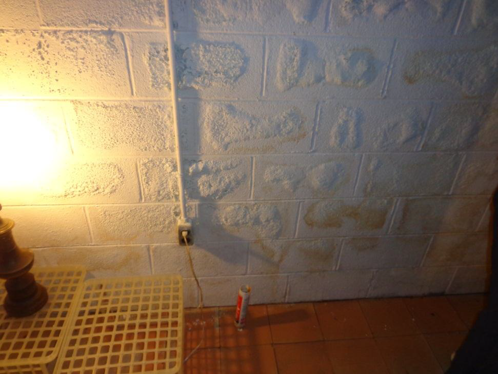 to use drylock to keep the basement dry coating or painting basement