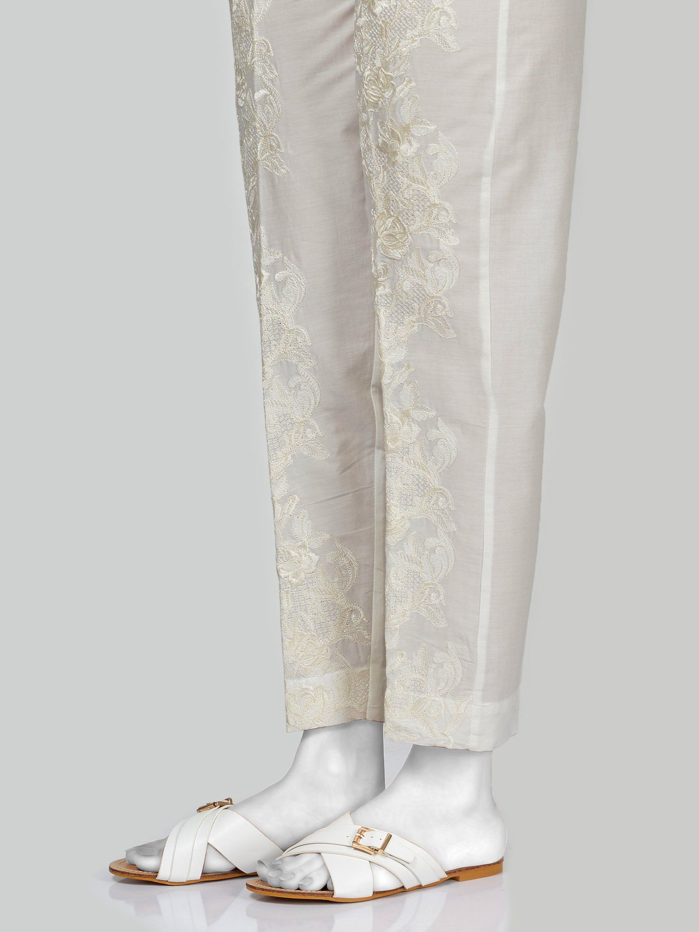d47c9669a78 Embroidered Cambric Trouser-Limelight Introducing our new range of fabulous  Trousers  18 to complete