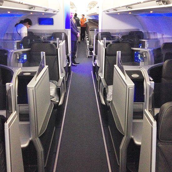 My Flight: JetBlue Mint Cabin (new Business Class Service