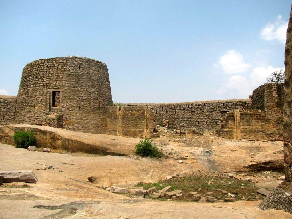 Madakasira Fort Anantapur Andhra pradesh Andhra Pradesh