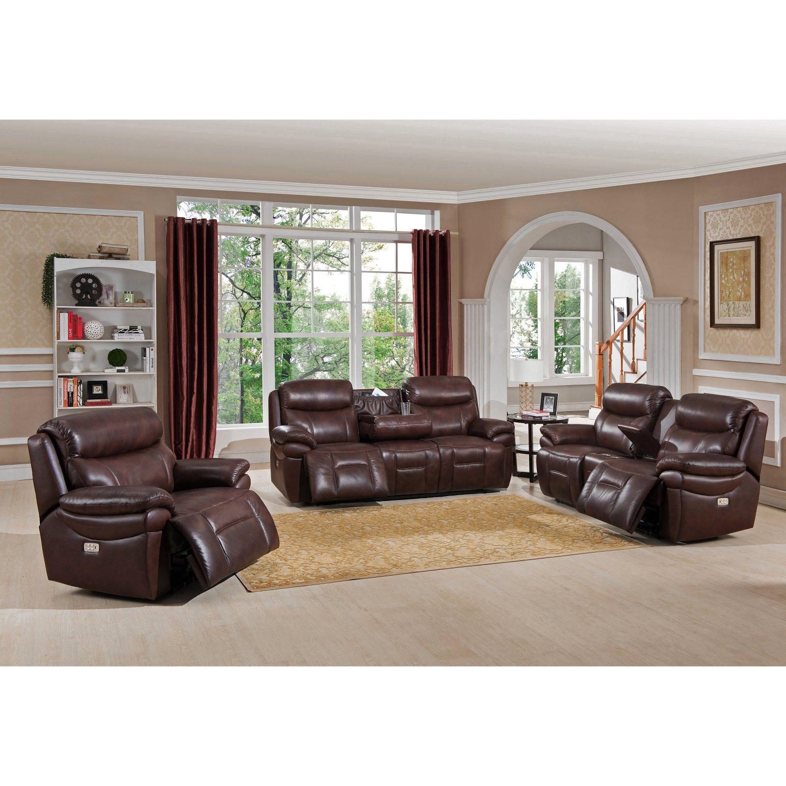 Best Amax Leather Summerlands Ii Top Grain Leather Power 3 400 x 300