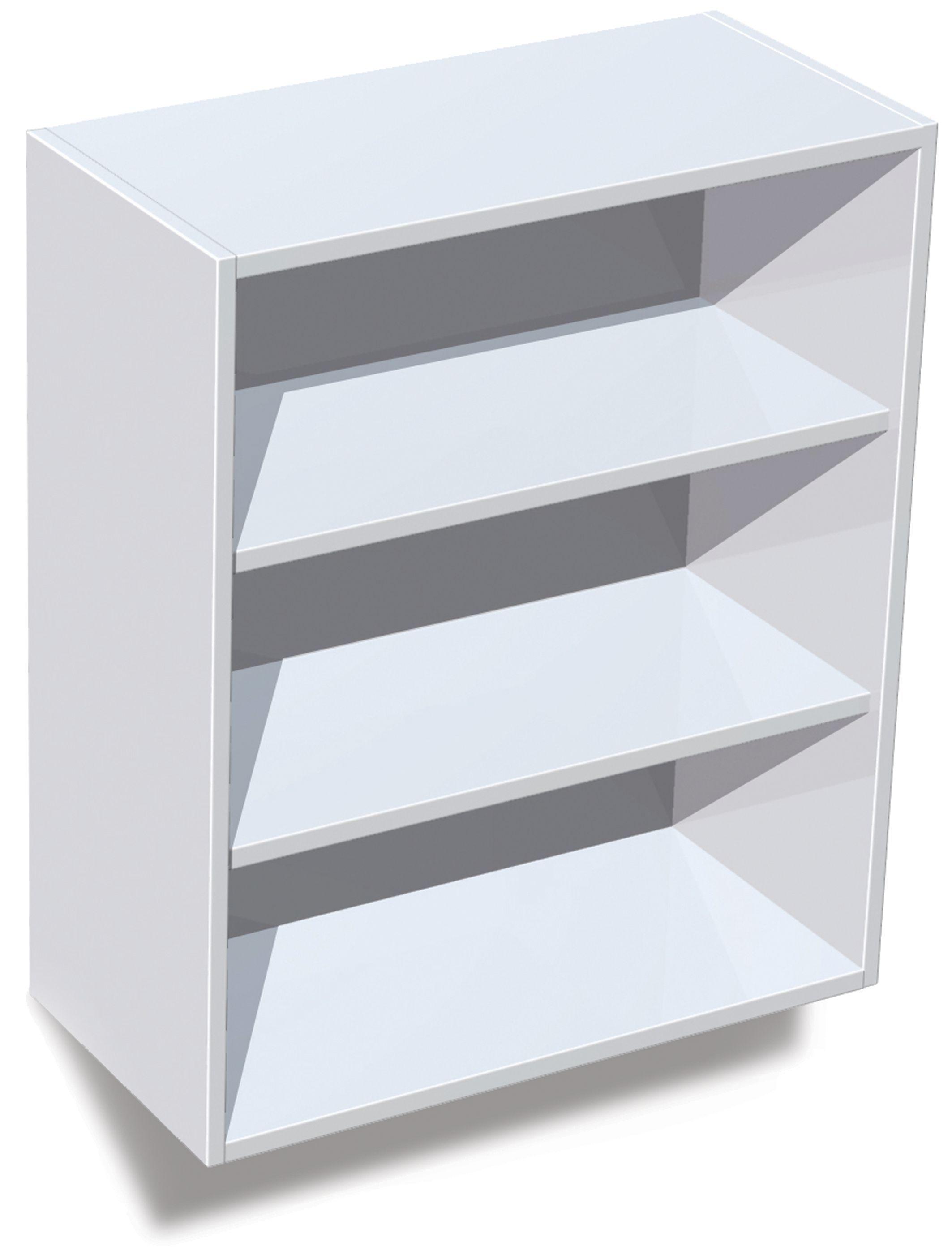 IT Kitchens White Standard Wall Cabinet (W)600mm   Kitchen white ...