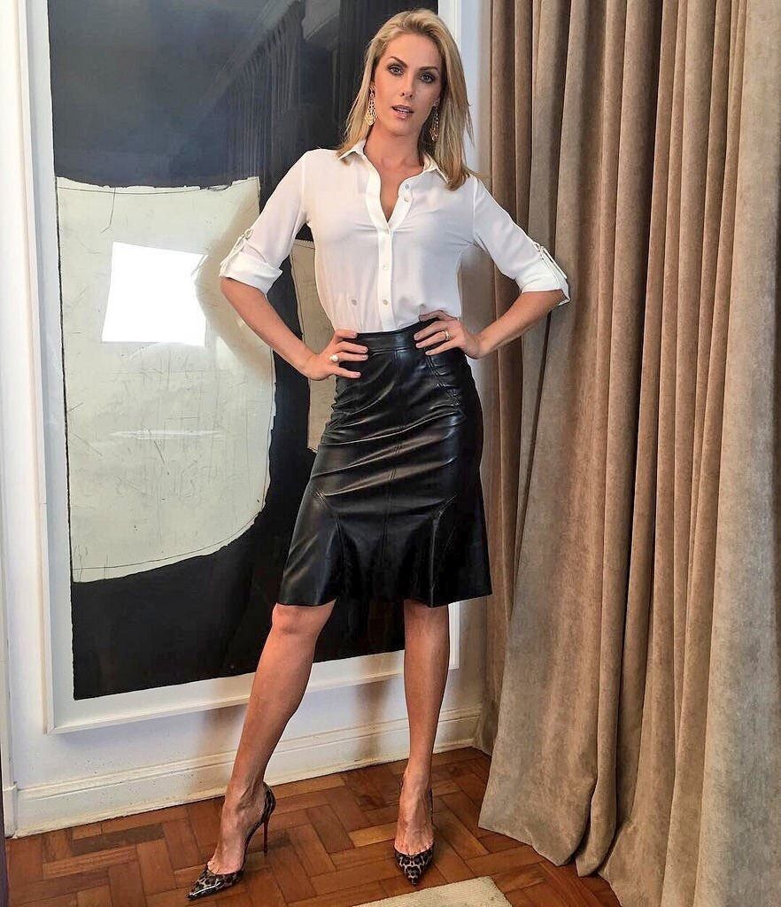 Classykinky amod cuir pinterest leather skirts leather and