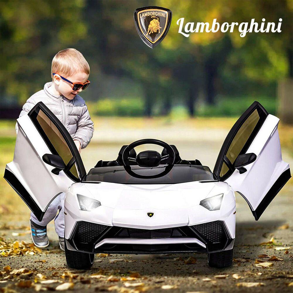 Details about 12V Lamborghini Kids Ride on Car Children\u0027s