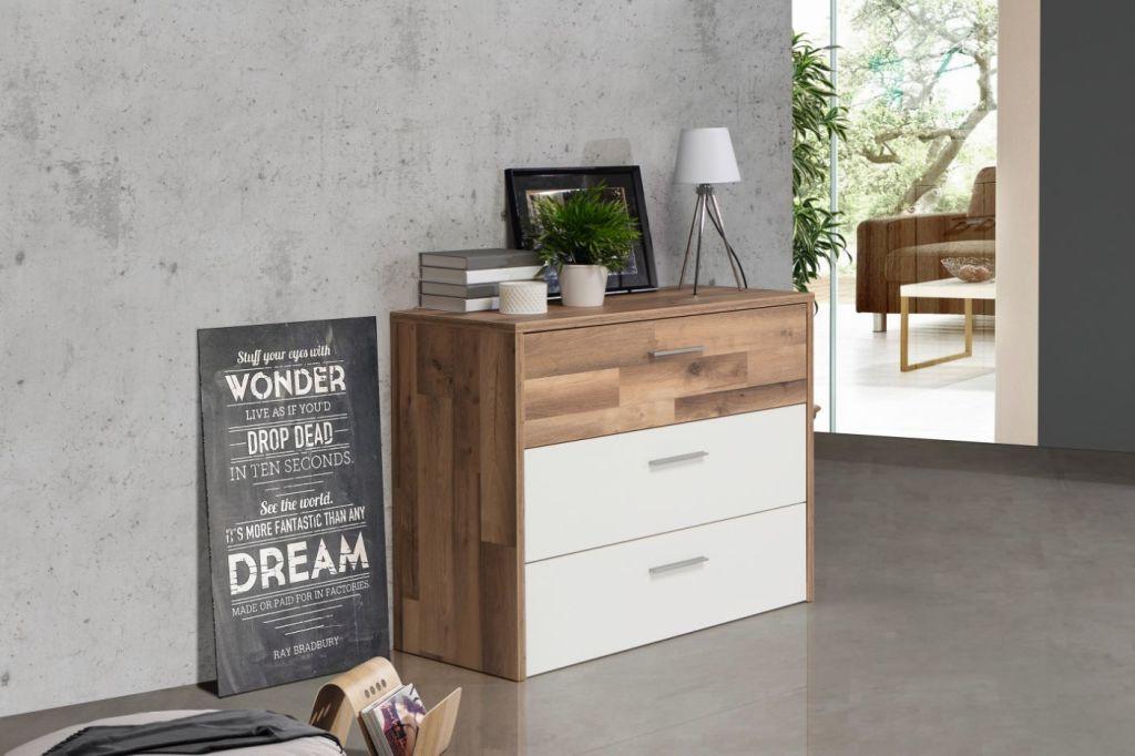 Kommode Modern Way Stabeiche Weiss Matt In 2020 Kommode Modern Haus Deko Und Modern