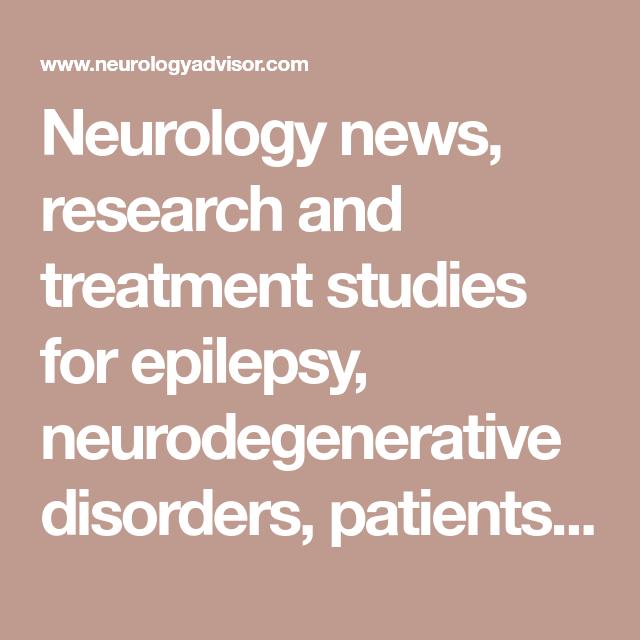 neurology research ideas
