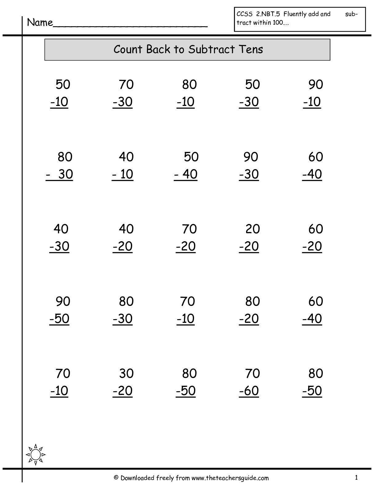 10 Addition Worksheets Kindergarten Activities Esl