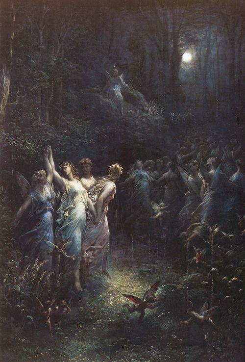 Midsummer Night's Dream, Dore