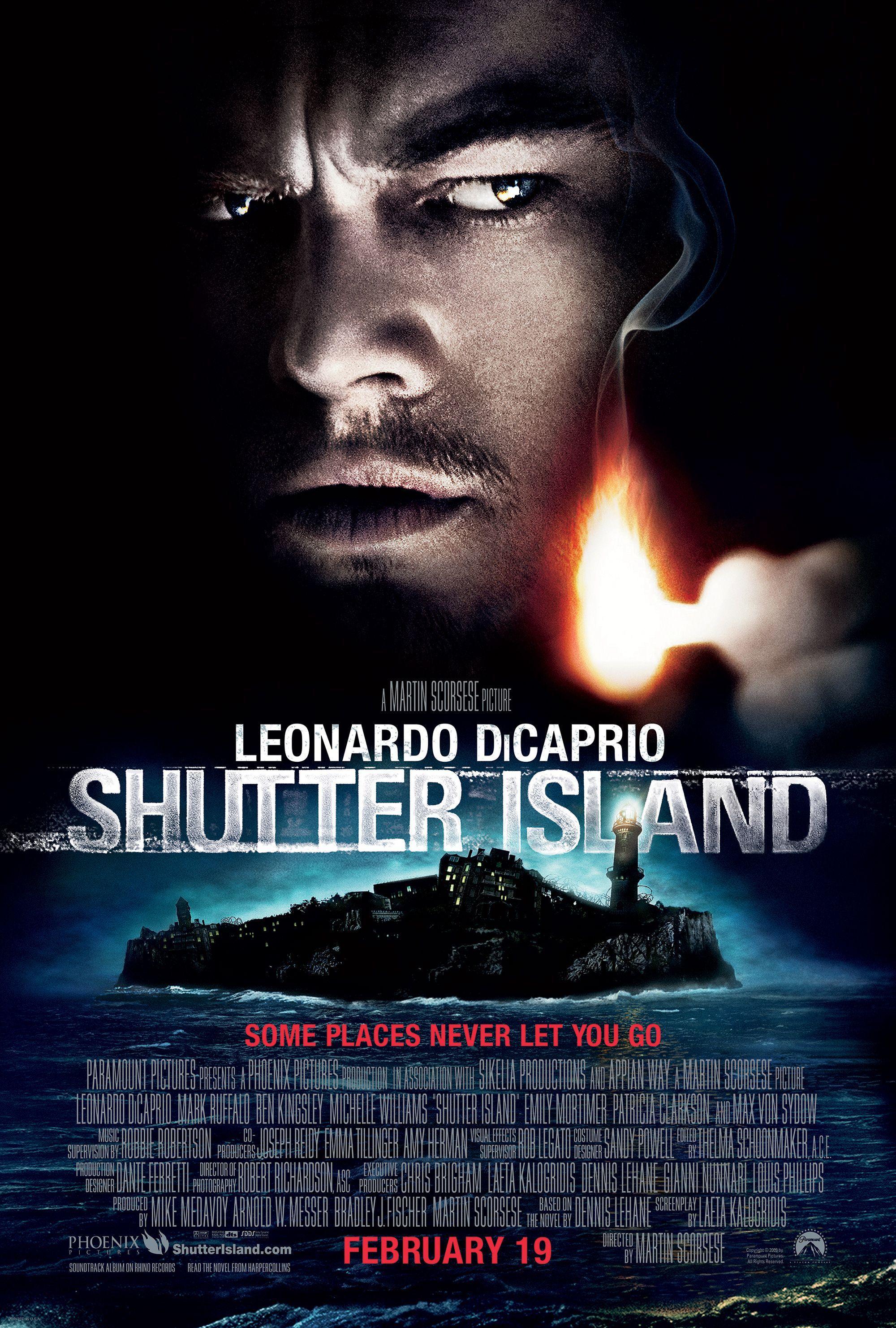 Shutter Island 2010 Peliculas Completas Peliculas Peliculas De Suspense