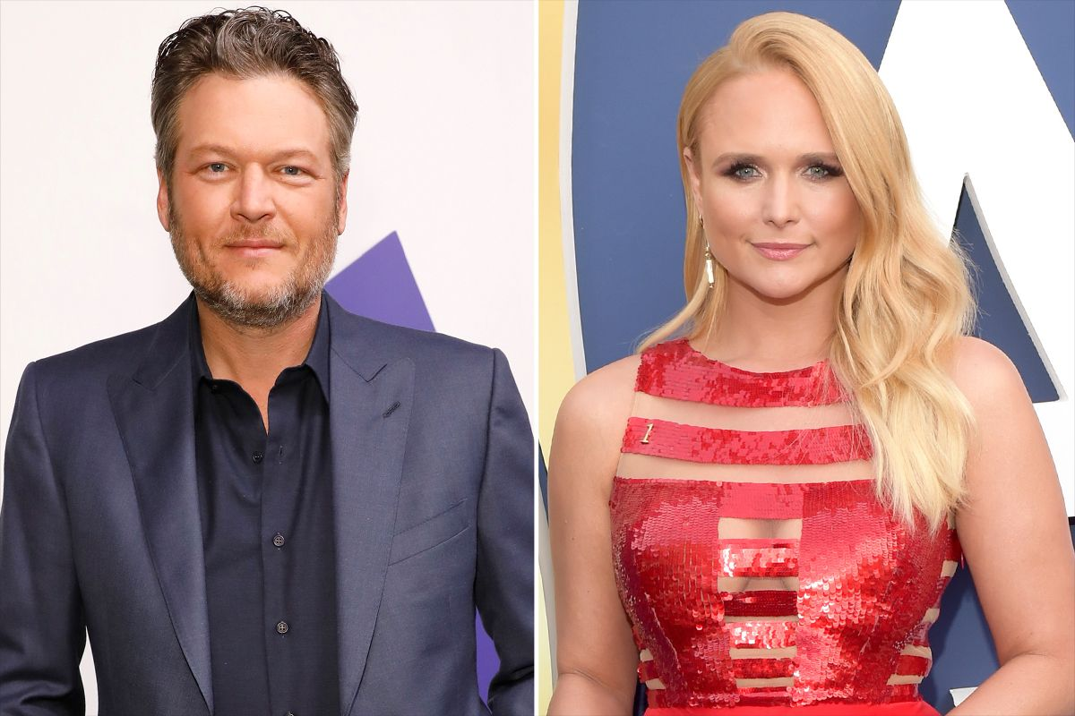 Better Together Photo Blake Shelton And Miranda Lambert S Love Story Us Weekly Blake Shelton And Miranda Miranda Lambert Divorce Miranda Lambert