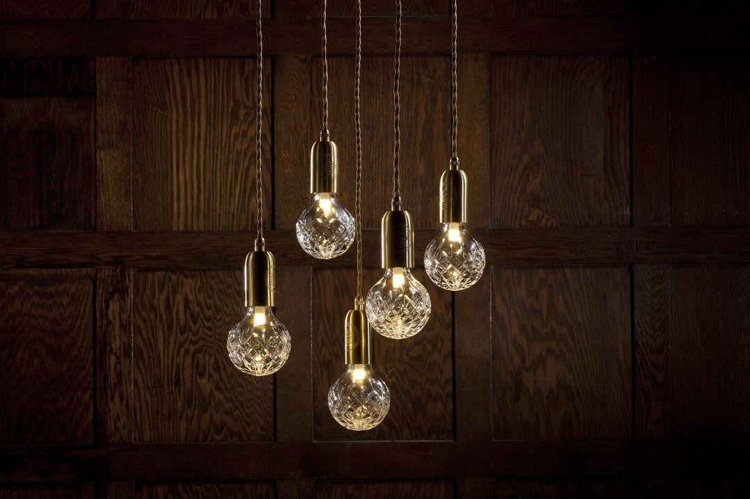 Clear Crystal Bulb Chandelier By Lee Broom Ecc New Zealand