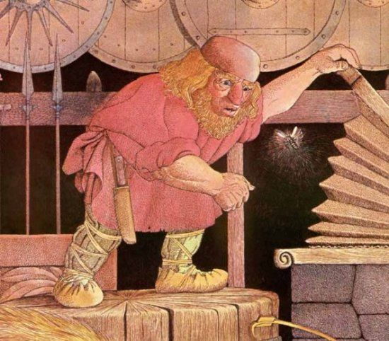 In Germanic Mythology A Dwarf Is A Being That Dwells In Mountains And In The Earth And Is Variously Associated With Wisdom S Norse Mythology Mythology Norse
