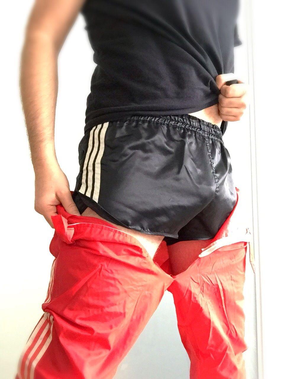 Adidas Shiny Shorts Adidas 'sprinter' 'sprinter' wx7Y1X